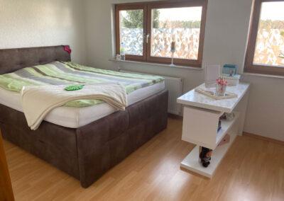 blueimmo Nadine Schäfer - 2-Zimmerwohnung in Jockgrim - Schlafzimmer