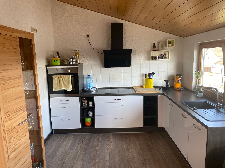 blueimmo Nadine Schäfer - 2-Zimmerwohnung in Jockgrim - Küche
