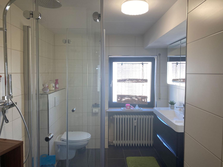 blueimmo Nadine Schäfer - 2-Zimmerwohnung in Jockgrim - Bad