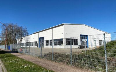Gewerbehalle in Philippsburg